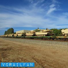 6-axle flats loaded with M1 Abrams #military #militarytrain #tanks #abrams #dodx #train #trains #railfan #railfanning #railfannation #arailfanslife #wearerailfans #rsa_theyards #prf_shots #locos_of_america #north_american_rail_pictures #daily_crossing #pocket_rail #trb_express #trb_members1 #railroads_of_america #train_nerds #trains_worldwide by vcrailfan