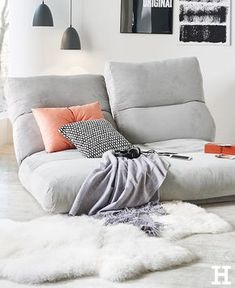 ligne roset togo liegesofa stoff bee neuzustand wohnzimmer in 2018 pinterest wohnzimmer. Black Bedroom Furniture Sets. Home Design Ideas