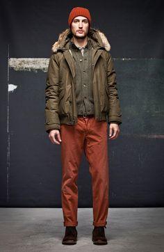 Woolrich Menswear