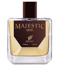 Majestic Oud Afnan Perfumes for men