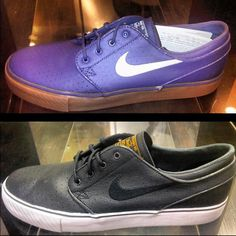 Nike SB Stefan Janoski Low-Perforated (2013)-Preview #sneakers #kicks
