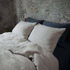 pin von n rdliches artzimmer auf stone washed leinen bettw sche schlafzimmer in leinen. Black Bedroom Furniture Sets. Home Design Ideas