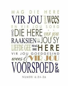 Mag die Here vir jou goed wees . Sign Quotes, Faith Quotes, Bible Quotes, Christian Messages, Christian Quotes, Faith Hope Love, Faith In God, Faith Prayer, Afrikaanse Quotes