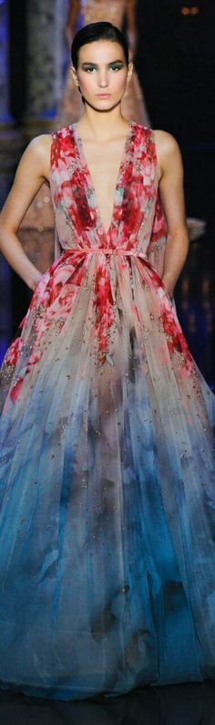 Elie Saab Fall/ Winter Couture 2014/15