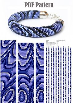 Bead crochet pattern seed bead bracelet tutorial pdf beading master Class jewelry make necklace Croc Bead crochet pattern seed bead bracelet tutorial pdf beading master Class jewelry make necklace Croc Crochet Bracelet Pattern, Crochet Beaded Bracelets, Beaded Necklace Patterns, Bead Crochet Patterns, Bead Crochet Rope, Seed Bead Patterns, Beading Patterns, Seed Bead Bracelets Tutorials, Beaded Bracelets Tutorial