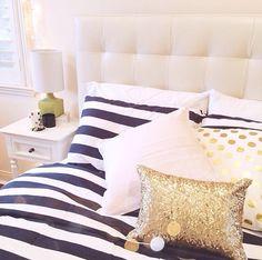 Bed Decor | Audrey