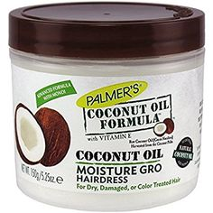 Palmer's Coconut Oil Formula Hair Conditioner 5.25 oz (Pack of 6) -- Read more info by clicking the link on the image. #hairdresser