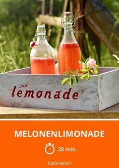 Melonenlimonade - smarter - Zeit: 20 Min. | eatsmarter.de