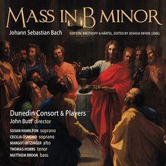 Dunedin Consort - J.S. Bach Mass in B Minor - Breitkopf & HÍrtel Edition edited by J. Rifkin (2006 £15