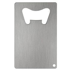 Credit Card Style Stainless Steel Bottle Openers 25 Count -- Read more at the image link.