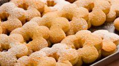 Медовое печенье всего за 12 минут!