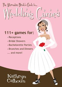 234 pages of wedding games for your reception & much more. Check it out on Amazon! thealternativebri... #wedding #games