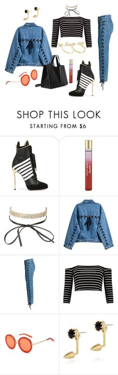 """""""Ref #382"""" by missactive-xtraordinary ❤ liked on Polyvore featuring Dsquared2, Hanae Mori, Charlotte Russe, Boohoo and Joomi Lim"""