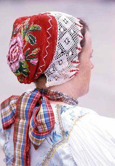 Čepiec, Liptovská Teplička, okr. Poprad, 1989. Foto: Hela Bakaljarová, Archív negatívov Ústavu etnológie SAV v Bratislave