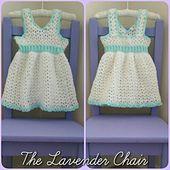 Ravelry: My First Birthday Dress (0-3 months) pattern by Dorianna Rivelli