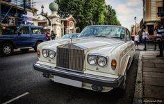 Rolls Royce Corniche coupe_London