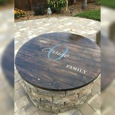 """Fire pit table top . #""""outdoorfirepitideas"""""""
