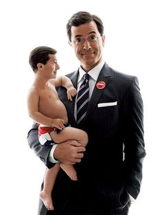 The Colbert Report | Papa Colbert - The Colbert Report Photo (355697) - Fanpop fanclubs