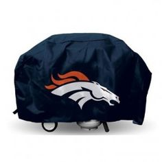 Denver Broncos Deluxe BBQ Grill Cover