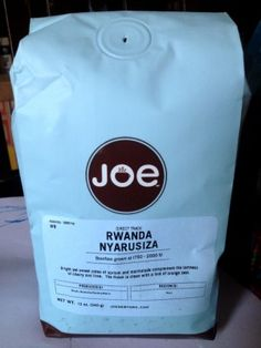 Joe Rwanda Nyarusiza from Joe Coffee:    There was something about the weight of this coffee that made it the perfect elixir. The perfect 10w whatever for a cold winter morning.    http://dailyshotofcoffee.com/joe-coffee-rwanda-nyarusiza-review-just-drink-it-youll-feel-better/