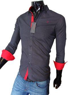 Camisa entallada modelo Z25 http://www.guiapurpura.com.ar/quality-import-usa
