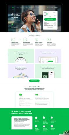 website on Behance Web Design Grid, Food Web Design, Web Design Mobile, Web Design Websites, Modern Web Design, Web Design Agency, Page Design, Flat Design, Corporate Website Design