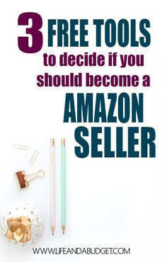 Still don't know if you should become an Amazon FBA seller? Here are 3 free tools (email courses, guides, and videos) to help you decide.