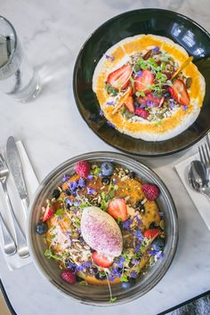 The Kettle Black, Melbourne - I have eaten here and it's amazing every time. So busy on the weekends so best in best dressed!!