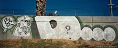 """Pig and D..."" by: Cog & Dab. Richmond, California. 1994."