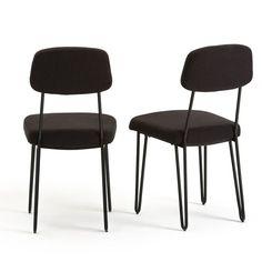 Les courbes vintage de la chaise trombone si l gante - Chaise greenwich treca interiors paris ...