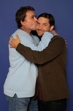 Ray Liotta and Tobey Maguire Ray Liotta, Sundance Film Festival, Celebs, Celebrities, Famous People, Actors & Actresses, Movie Tv, Handsome, Couple Photos