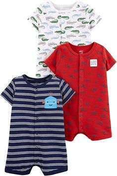 Simple Joys by Carters Baby-Jungen 2-Pack Athletic Knit Jogger Pants 2er