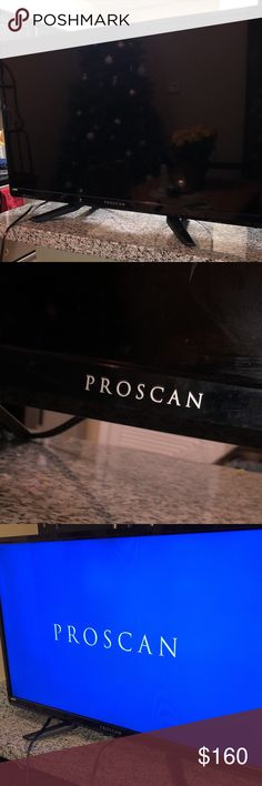 """Proscan 32"""" LED TV Works like new. I just don't have the room for it. Willing to take best offer! Other"""