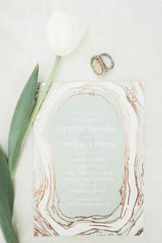 How To Incorporate Gorgeous Geodes Into Your Wedding Day #RePin by AT Social Media Marketing - Pinterest Marketing Specialists ATSocialMedia.co.uk