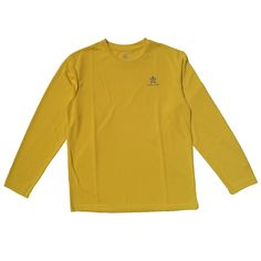 anti-UV-antibacterial-yellow-full-sleeve-shirt #GreatOutdoors #OuterWear  #powerthread