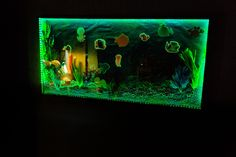 This DIY Aquarium Night Light inspired by #FindingDory is great for your kids! For more DIYs, watch Home & Family weekdays at 10a/9c on Hallmark Channel!