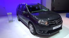 Dacia Logan MCV HD Wallpaper