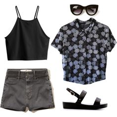 """Untitled #117"" by kjennal on Polyvore"