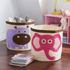 The perfect storage solution for your little animal lover.