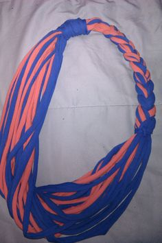Broncos T Shirt Scarf