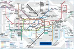 Tube anagrams map. What's your favourite?
