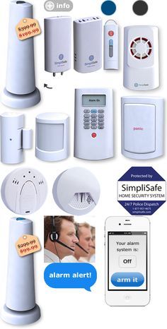 SimpliSafe- Home Security System
