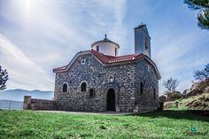 Saint Dimitrios church - in the hill of Karpenisi - Greece Greek Wedding, Wedding Summer, Tower Bridge, Summer 2016, Travel Around, The Good Place, Travel Destinations, Greece, Saints