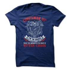 Corpsman Utter Chaos T-Shirts & Hoodies Check more at https://teemom.com/lifestyle/corpsman-utter-chaos.html