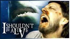 SHARK Survivor | I Shouldn't Be Alive | S01 E01 | Full Episodes | Thrill... Full Episodes, Stunts, Shark, Wildlife, Survival, Entertaining, Youtube, Movie Posters, Waterfalls