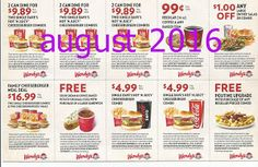 Printable Coupons: Wendys Coupons