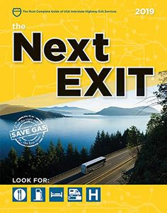 The Next Exit USA Interstate Highway Exit Directory PDF Mark Watson Next Exit Lists services located at USA Interstate exits nationwide. shopping and other facilities. Find it all in the windshield, not the rear view mirror. Got Books, Books To Buy, Mark Watson, John Kerry, The Next, Free Reading, Us Travel, Travel Books, Recreational Vehicles