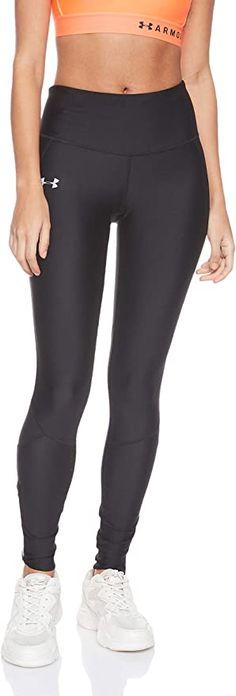 Perfekte Lauftights  Bekleidung, Damen, Streetwear, Strumpfhosen & Leggings Tight Leggings, Workout Leggings, Streetwear, Under Armour Women, Chic, Pants, Clothes, Black, Amazon