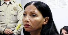 The former model convicted of killing her husband, boiling his head, frying his hands and nibbling his ribs with barbeque sauce was denied parole at a prison hearing Wednesday.
