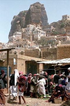 Tawila, Yemen by SteveH.